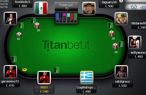 Miglior sito di poker online gratis